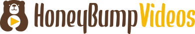 Honey Bump Videos Logo
